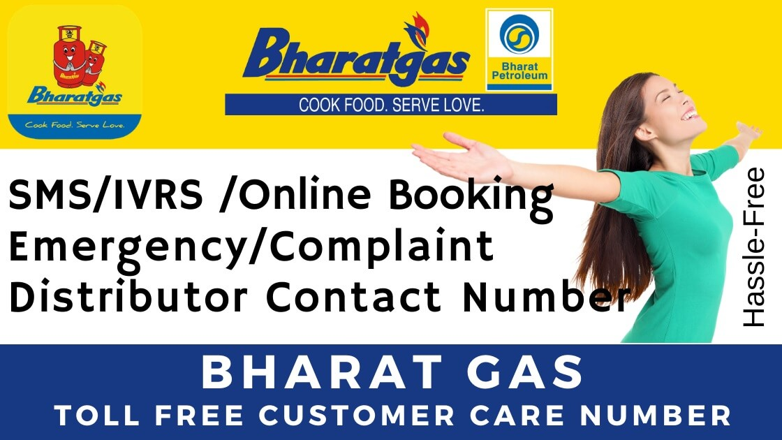 Bharat Gas Customer Care