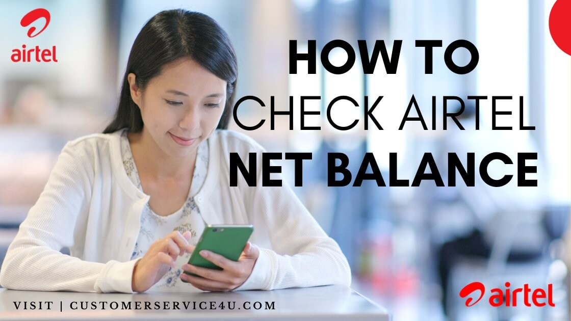 How to Check Airtel Net Balance
