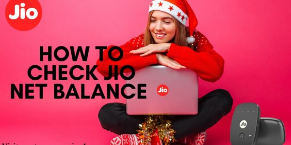 How To Check Jio Net Balance in 2020?