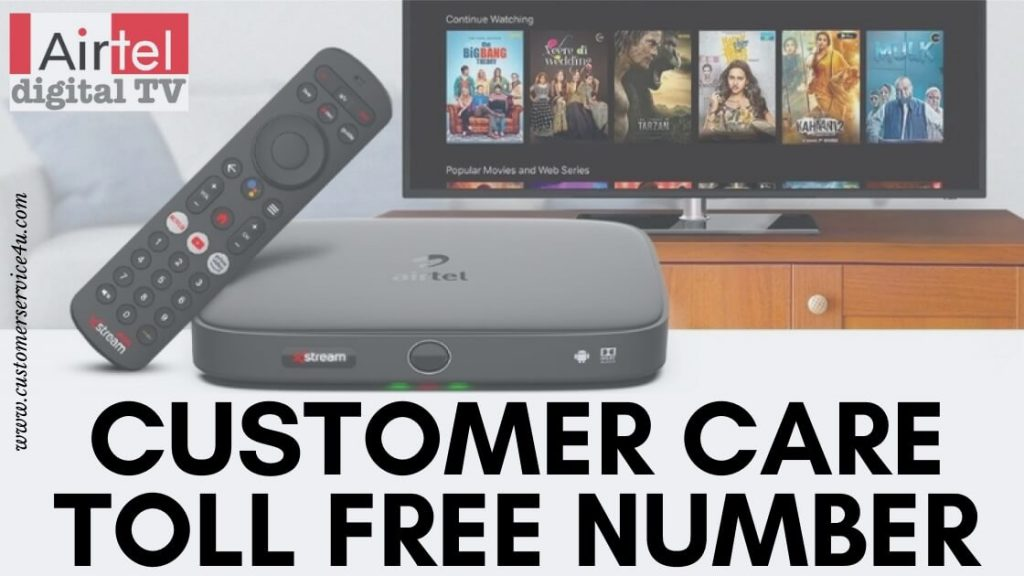 Airtel DTH Customer Care