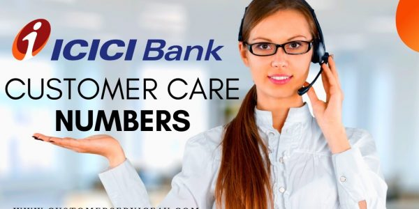 ICICI Bank Customer Care Number 24×7 Toll Free 2020