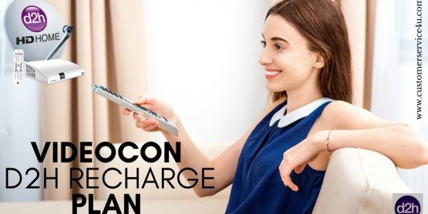 Best Videocon D2h Recharge Plans, Packages, Offers 2021