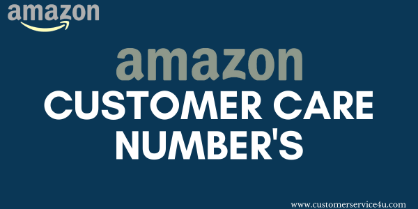 Amazon Customer Care Number 24×7 Toll Free