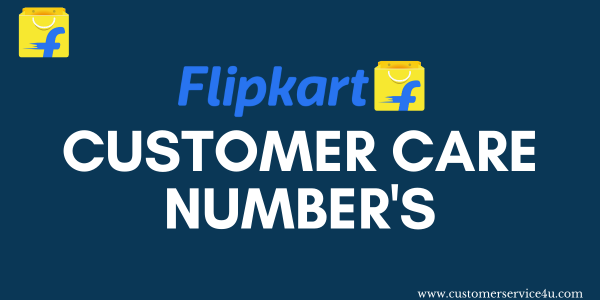 Flipkart Customer Care Number 24×7 Toll Free 2020