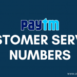 Paytm Customer Service Number