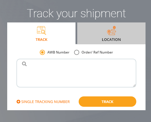 Trackon Courier Tracking