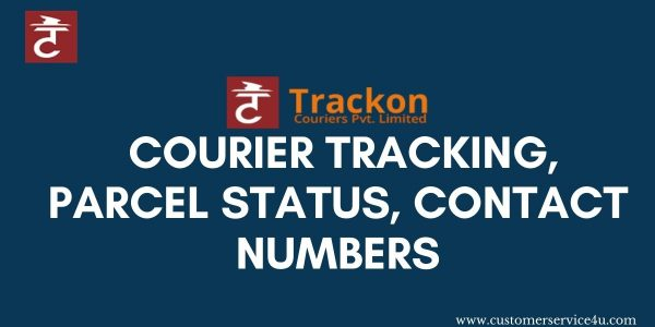 Trackon Courier Tracking, Parcel Status, Trackon Contact Numbers