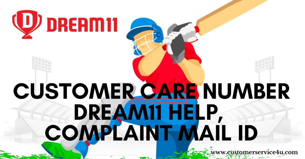 Dream11 Customer Care Number