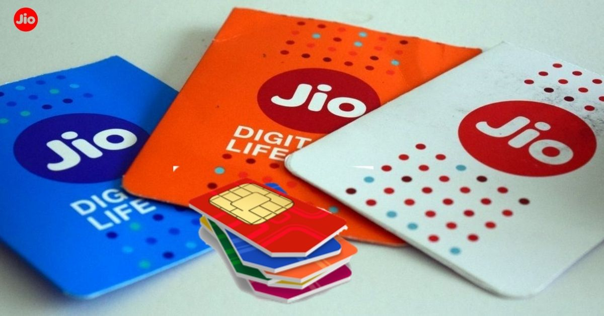 How to block jio sim card